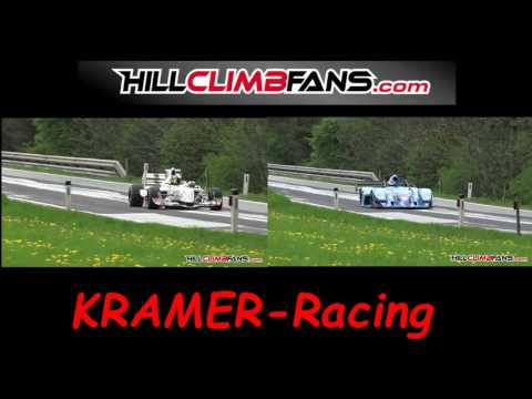Rechberg 2016 Ausschnitte Hillclimbfans Gottfried Kramer Vergleich