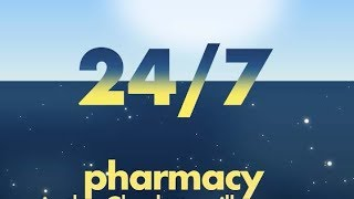 UVA 24 Hour Pharmacy