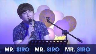 Tìm Được Nhau Khó Thế Nào - Mr. Siro ft Sirocon (Live)