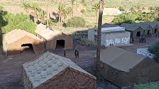Campamento de Barranco Seco albergará a 200 inmigrantes