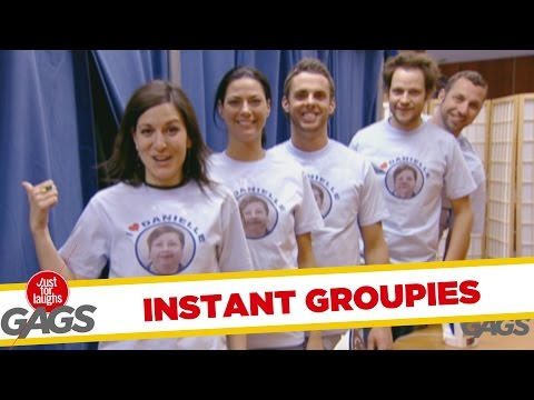 Throwback Thursday: Instant Groupies