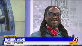 All Indiana Artists: Bashiri Asad