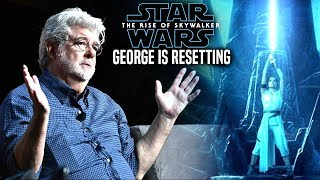 George Lucas Is Resetting The Rise Of Skywalker! (Star Wars Episode 9)