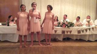 Kelsielicious- Hilarious Maid of Honor Rap
