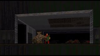 Clippy plays Final Doom Map 10 - REDEMPTION - UV max / pistol start