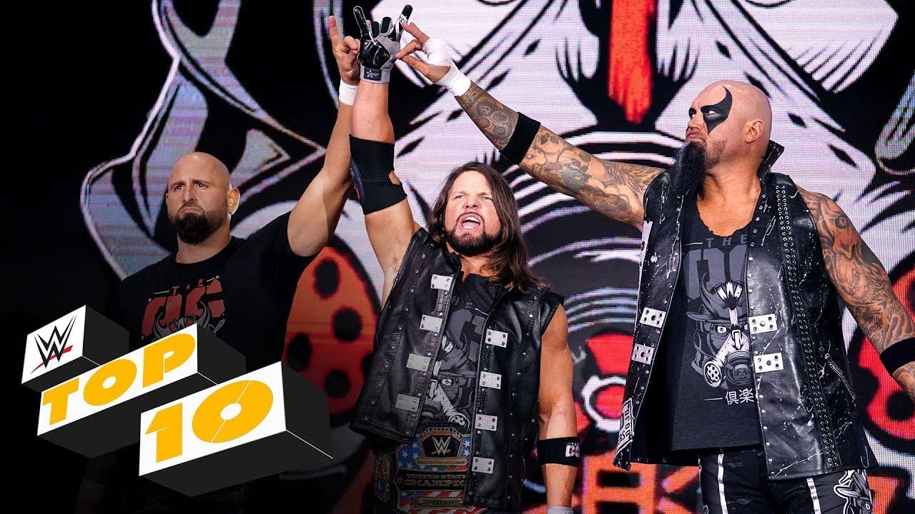 Download Top 10 NXT Moments: WWE Top 10, Nov. 6, 2019