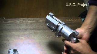 トランプ銃の試射:名探偵コナン