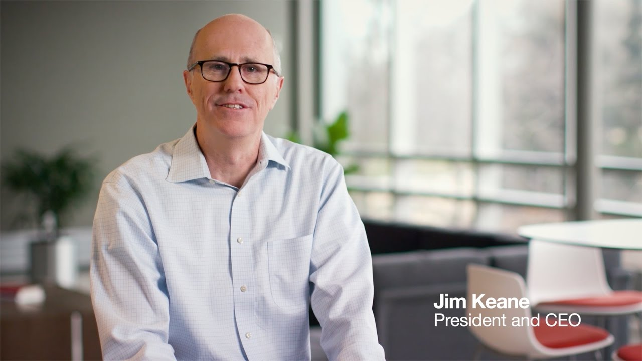 Jim Keane on Sustainable Growth at Steelcase
