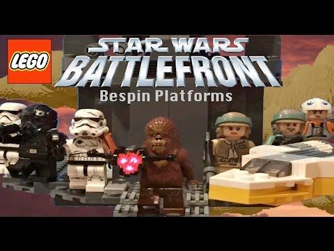 Lego Star Wars Battlefront- Bespin Platforms - YouTube