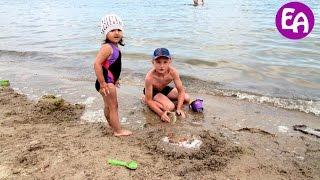 Как мы отдыхали прошлым летом | #Анапа, поселок Сенной Таманский залив, июнь 2015(Перед тем, как поехать отдыхать на #море этим летом, мы хотим вспомнить и поделиться нашими впечатлениями..., 2016-06-10T06:55:16.000Z)