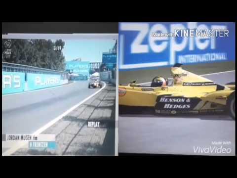 F1 Jacques Schulz und Marc Surer