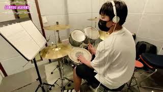 드럼 커버 /사이렌 Remix  호미들/ 중등취미 드럼…