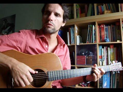 Evening Star - Roy Harper (cover + guitar tutorial)