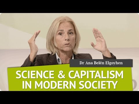 Science & Capitalism | Dr Ana Belén Elgoyhen | Global Female Leaders 2017