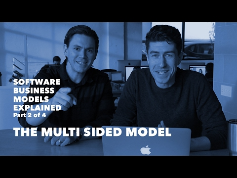How To Use A Multi Sided Business Model For Fun and Profit