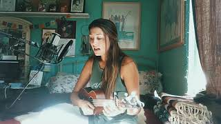 """Ukulele cover of """"Scared to Be Lonely"""" by Dua Lipa and Martin Garrix"""