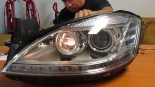 SO-0518718 - W221 Headlight