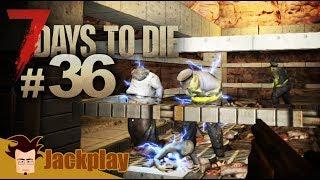 7 Days To Die EP36 : La horde du jour 28 (Let's play FR)