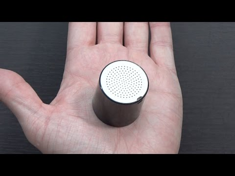 World's Smallest Bluetooth Speaker? Ztent Mini Speaker