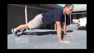 how to do the perfect push up navy seals buds training push ups