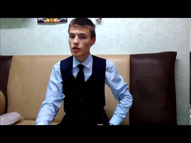 Виктор Кладов читает произведение «Мы встретились случайно, на углу» (Бунин Иван Алексеевич)