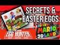 Super Mario 3D Land Secrets & Easter Eggs - The Easter Egg Hunter