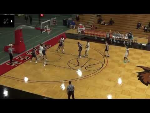 Jordan Lynn - Lake Region State College 2/3 season highlights