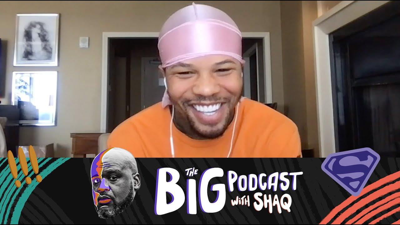 The Big Diesel & Tank: Gervonta Davis Joins The Big Podcast