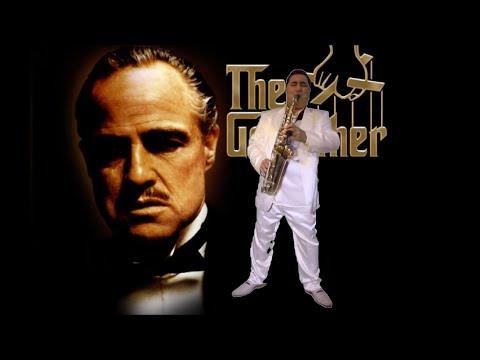 Крестный отец  саксофон Alex Mishiev  (972)505389112