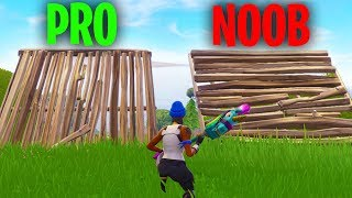 Top 5 Fortnite BUILDING SECRETS YOU DIDN'T KNOW! (Fortnite Funny Troll Conseils pour gagner)