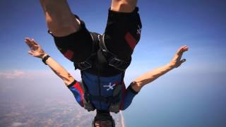 Turbolenza: SLOW IS FAST, pure flying (skydiving)