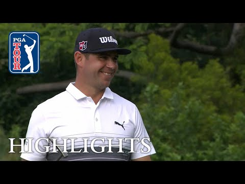 Gary Woodland's Round 2 highlights from Sentry 2019