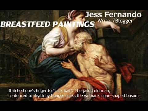 The Breastfeed Paintings2