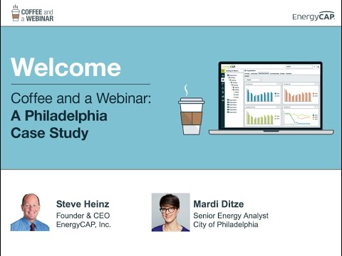 Coffee and A Webinar: A Philadelphia Case Study