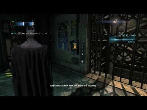 Batman  Arkham Origins (Gotham City Police Department) Walkthrough Part 5