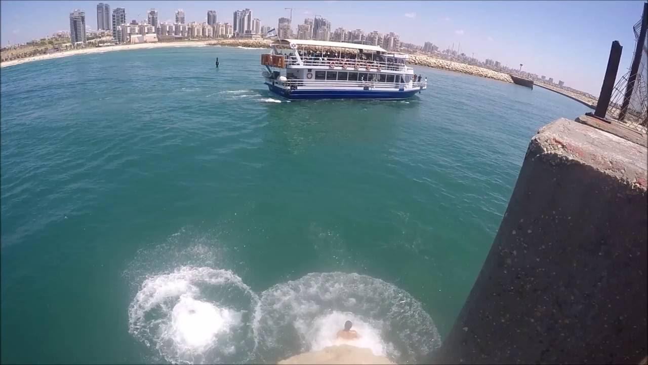 Ashdod Marina: GoPro : Marina Ashdod Beach