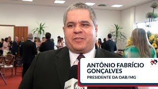 Antônio Fabrício Gonçalves | Conferência mineira