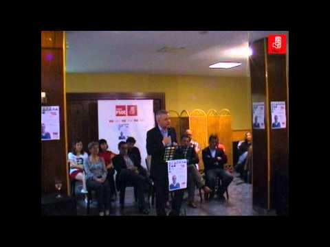 JUAN SOTO - INTERVENCIÓN CENA PRESENTACIÓN CANDIDATURA ELECCIONES LOCALES 2011