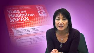 Yoga & Healing for Japan, event information for 2013 March