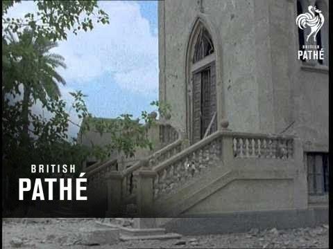 Ruins Of Port Tewfik And Suez  (1971)