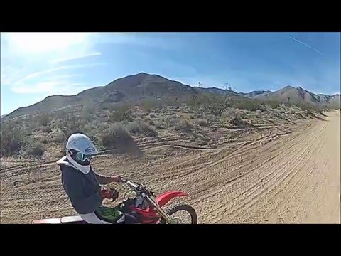 Mojave Desert Riding Feb 2016