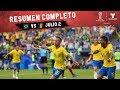 Brasil vs México: Resumen Completo Julio 2   Copa Mundial FIFA Rusia 2018   Telemundo