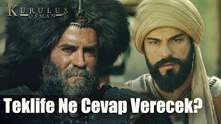 Osman Bey, Togay'ın teklifine cevabı ne olacak? - Kuruluş Osman 50. Bölüm