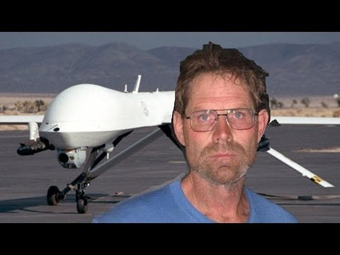 Citizen Arrested By Drone Goes To Prison
