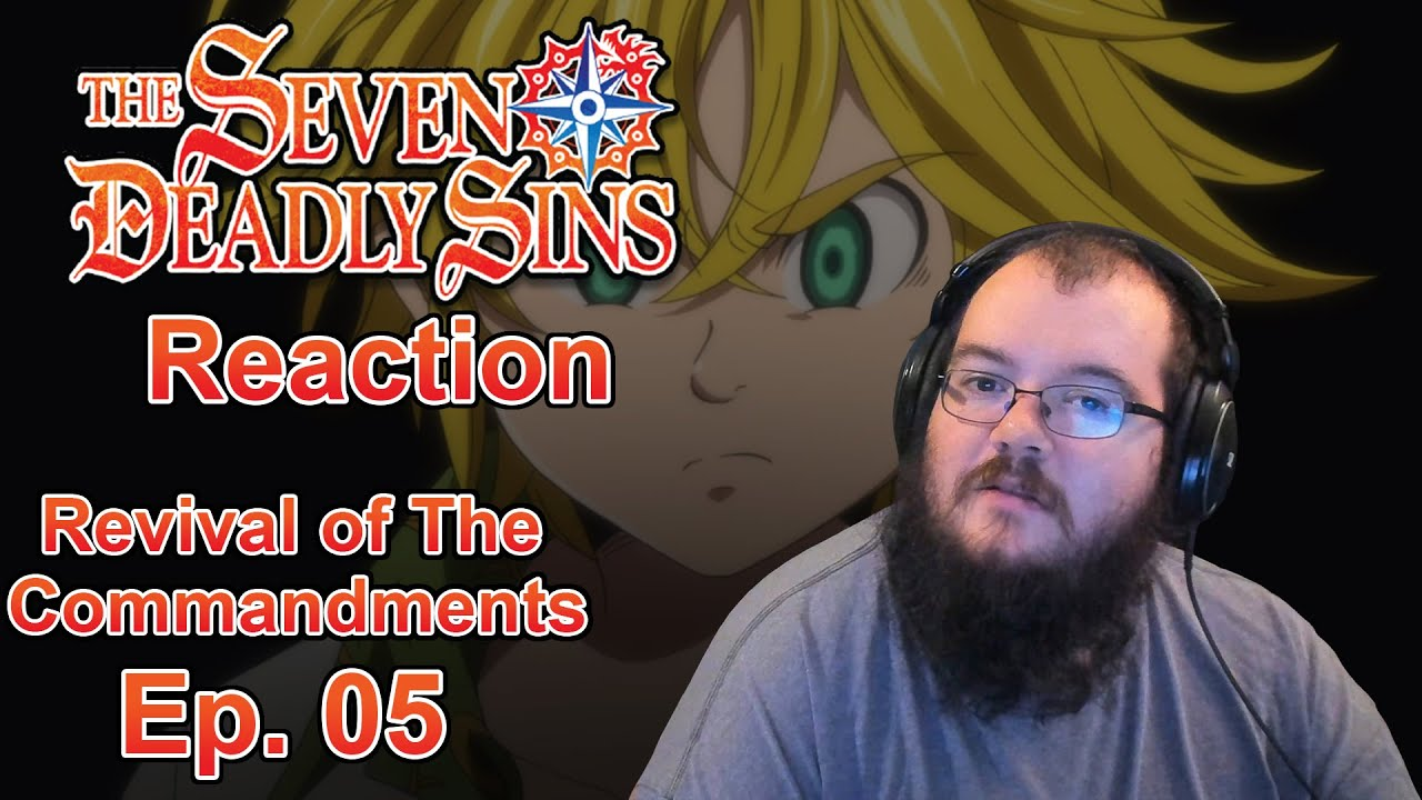 Download Morth Reacts - Seven Deadly Sins: Revival of The Commandments Ep. 5 - Overwhelming Violence