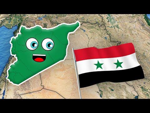 Syria Geography/Syria Country/Syria