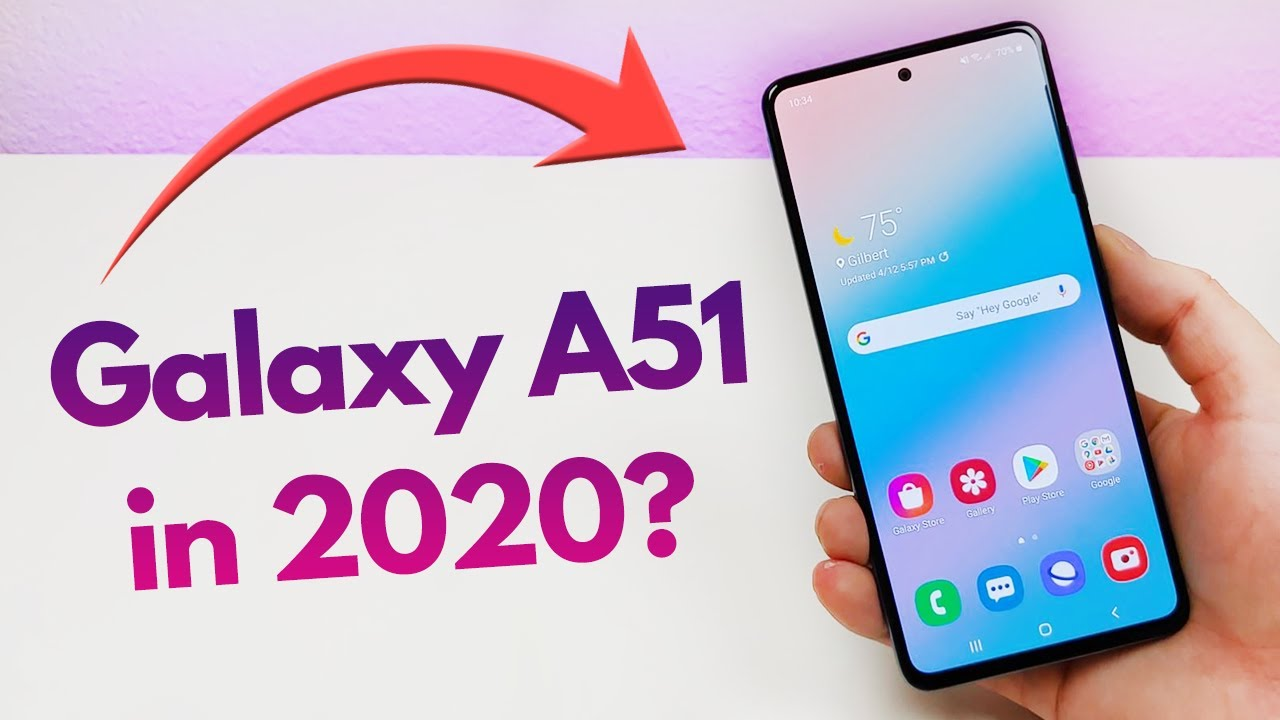 Samsung Galaxy A51 in 2020 - Still Worth Buying?