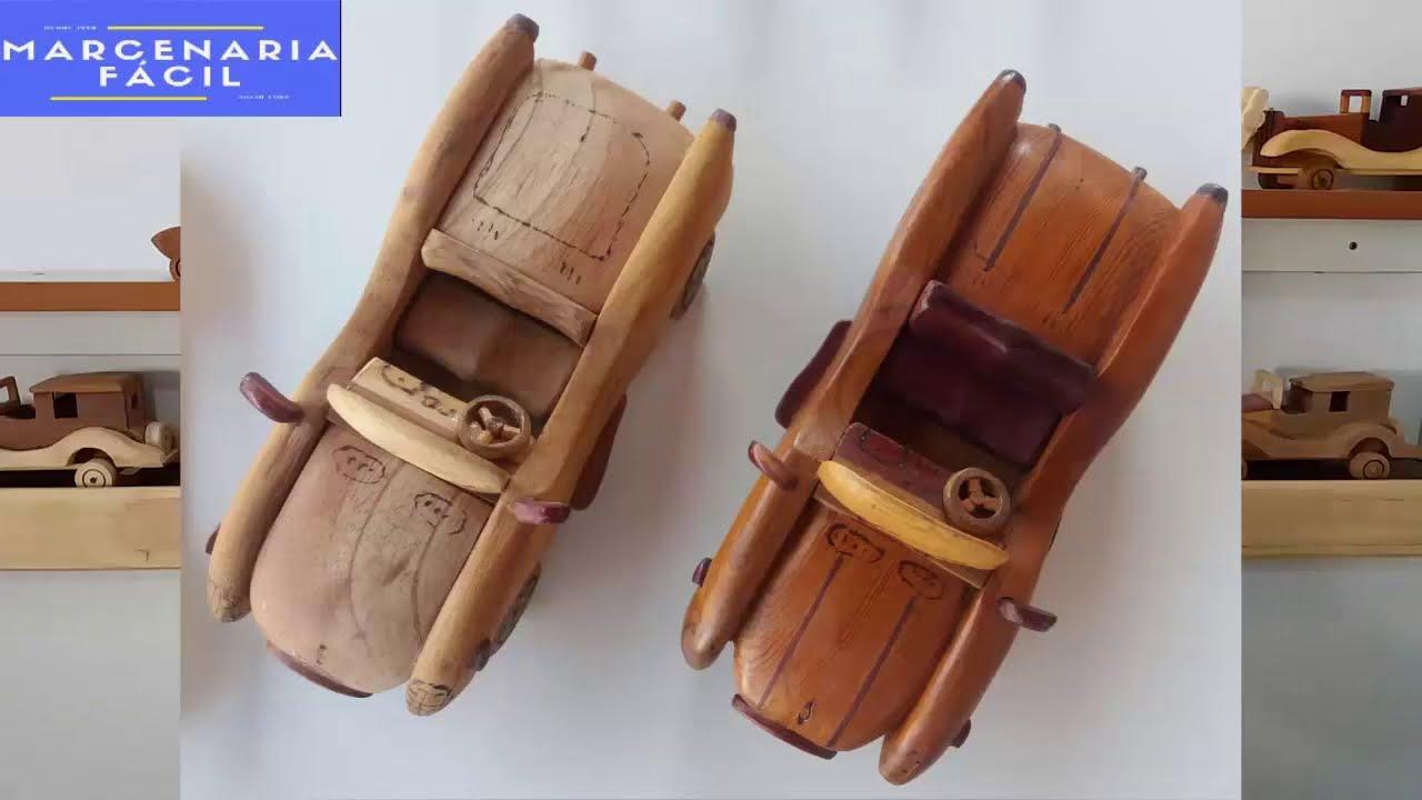 E-book + Video Aulas Grátis - Projeto Ferrari de Madeira