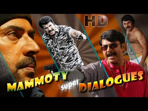 Mammootty Super Dialogue Scene 1080 | New Mammootty Movie Dialogue  |  Latest Upload 2016