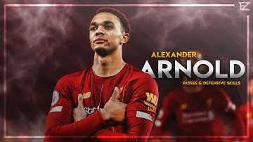 The Brilliance of Trent Alexander-Arnold 2020 - HD